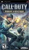 PSP Call Of Duty: Roads To Victory 決勝時刻:勝利之路(美版代購)