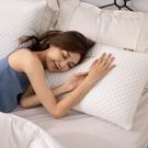 職人頸椎支撐 升級記憶X型軟性棉 枕頭【金大器】