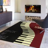 范登伯格-紐約★流行元素進口地毯-搖滾樂160x225cm