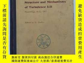 二手書博民逛書店Structure罕見and mechanisms of tur