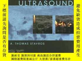 二手書博民逛書店Breast罕見Ultrasound-乳腺超聲檢查Y361738 A. Thomas Stavros... L