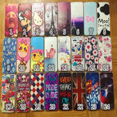 King*Shop~卡通彩繪iPhone6S手機殼 蘋果6保護套4.7超薄TPU外殼復古可愛軟殼