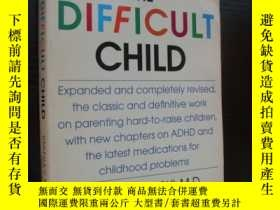 二手書博民逛書店The罕見difficult Child :expanded a