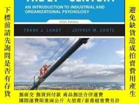 二手書博民逛書店Work罕見in the 21st Century: An Introduction to Industrial
