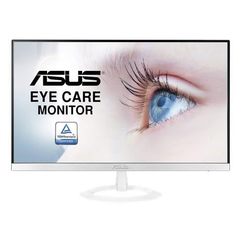 ASUS VZ249H-W 24型IPS雪白限定款螢幕【刷卡分期價】