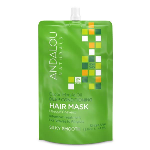 Andalou 安德魯 瑪乳拉果油系列 瑪乳拉果油柔順深層保濕護髮膜 44ml 6入/盒 - WBK SHOP