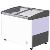 德國利勃 LIEBHERR 270公升 弧型玻璃推拉冷凍櫃 EFI-2753 (附LED燈)