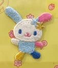 【震撼精品百貨】U-Sa-Ha-Na_花小兔~三麗鷗花兔子燙布-站#42153