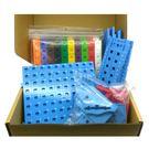 【台灣製USL遊思樂】萬用數學測量器 / 2X萬用測量器(219pcs) / 盒裝