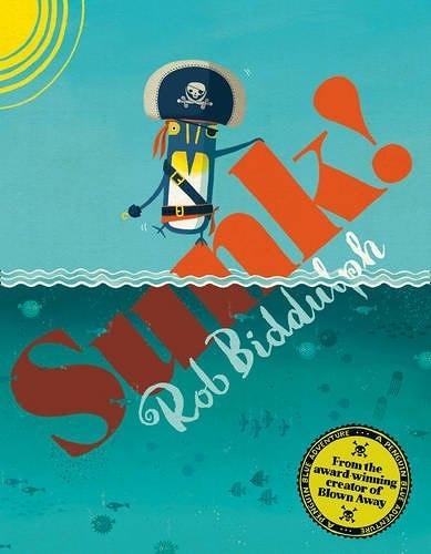 【麥克書店】SUNK/ 英文繪本《主題:幽默》(Blown away 作家:Rob Biddulph)