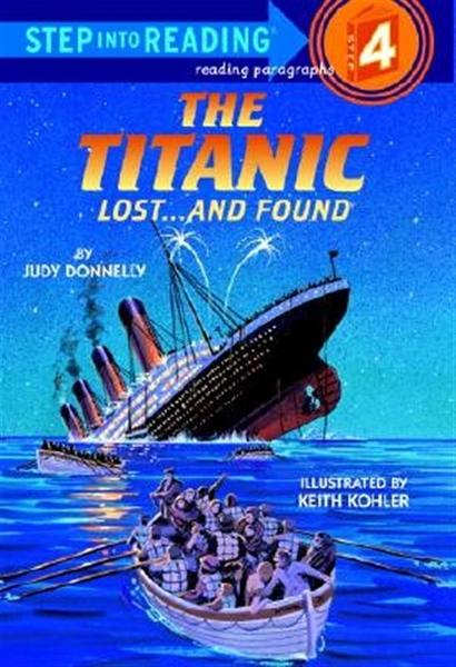 (二手書)Step into Reading Step 4: Titanic: Lost and Found