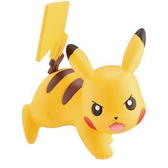 Pokemon 寶可夢 Moncolle-EX PCC-26戰鬥皮卡丘
