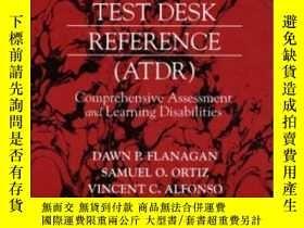 二手書博民逛書店The罕見Achievement Test Desk Reference: Comprehensive Asses