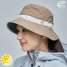 ADISI 抗UV透氣快乾撥水印花雙面戴漁夫帽 AH21007 / 城市綠洲專賣 (UPF50+ 防紫外線 防曬帽 遮陽帽)