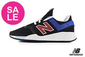 【出清下殺】New Balance 247 成人男款 限量時尚運動鞋 慢跑鞋 O8570#黑色◆奧森