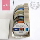 光盤盒創意CD盒包大容量DVD光碟收納盒碟片包盒帶鎖盒子(一件免運)