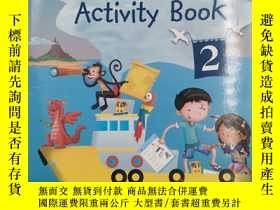 二手書博民逛書店first罕見english words activity book 2 (collins cobuild)Y