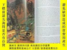 二手書博民逛書店【罕見】1992年版,Frank Auerbach弗蘭克·奧爾巴