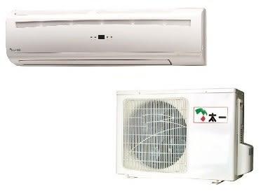 【太一空調】TCD-10ARH/TPD-101RH 變頻 冷暖 分離式 壁掛式一對一 (售完為止)