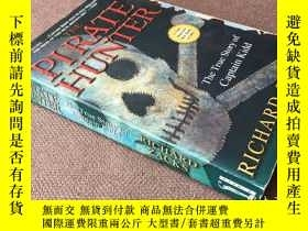 二手書博民逛書店The罕見Pirate Hunter: The True Sto