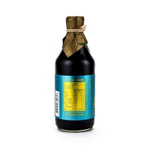 (組)屏東豆油伯缸底醬油500ml 1入+金美滿無添加糖醬油500ml 1入