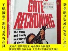 二手書博民逛書店QUEENS罕見GATE RECKONING【小32開英文原版】