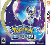 3DS 精靈寶可夢 月亮(美版代購)