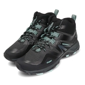 Merrell 戶外鞋 MQM Flex 2 Mid GTX 黑 綠 男鞋 Gore-Tex 防水 越野 運動鞋 【ACS】 ML034256