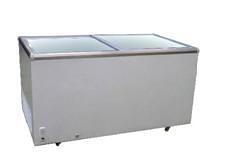 10周年慶送《全館刷卡分期+免運費》祥禾  玻璃對拉式冰櫃(-20℃)『 SD-309 / SD309 』