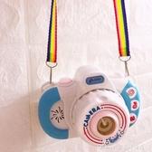 泡泡機少女心泡泡機器電動相機式泡泡機兒童玩具婚禮不漏水 快速出貨