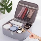洗漱包網紅化妝包ins風超火品少女心小號便攜大容量旅行收納袋盒 『歐尼曼家具館』