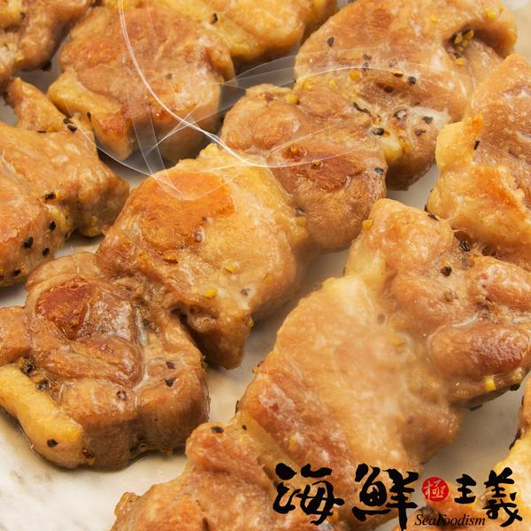 【海鮮主義】鴨肉串(8支,280G/袋)★中秋採購~門市熱銷第一名