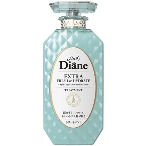 Moist Diane 黛絲恩 完美淨化極潤修護護髮素 450ml