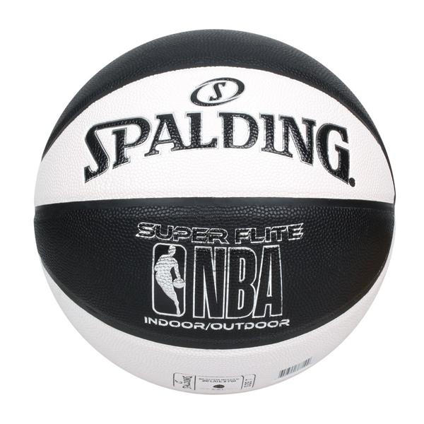 SPALDING NBA SUPER FLITE系列#7號合成皮籃球(7號球 斯伯丁≡體院≡ SPA76351