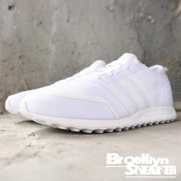 Adidas Originals Los Angeles 全白 男 (布魯克林) 2018/8月 S31534