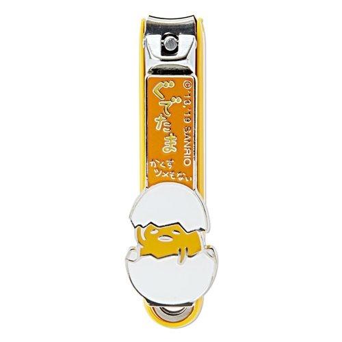 【震撼精品百貨】蛋黃哥Gudetama~Sanrio 蛋黃哥*KAI貝印日本製指甲剪(蛋殼)#67620