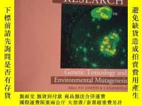二手書博民逛書店Mutation罕見ResearchY15389 出版2016