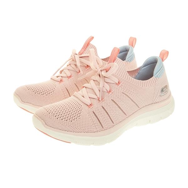 SKECHERS FLEX APPEAL 4.0 粉橘 女 透氣 休閒 運動鞋 149306LTPK