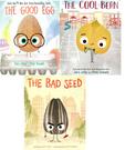 【麥克書店】THE BAD SEED COLLECTION/3書合售 (成長必備繪本三部曲套書) 自我認同.友誼