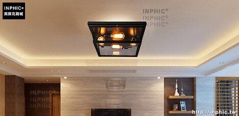 INPHIC- 美式陽檯燈工業風復古玄關書房過道走廊燈鋁藝小吸頂燈-E款_S197C