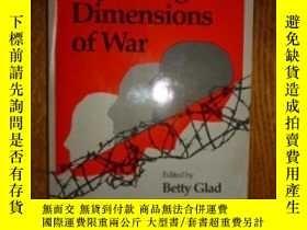 二手書博民逛書店Psychological罕見Dimensions Of WarY256260 不祥 Sage Publica