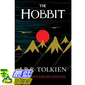 [104美國直購] 美國暢銷書排行榜 The Hobbit; or, There and Back Again Paperback