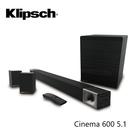 Klipsch 古力奇 Cinema 600 SoundBar + Surround 3 5.1聲道劇院組 公司貨 (預)