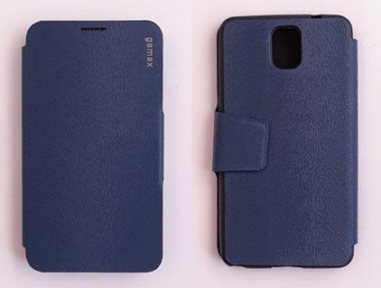 gamax Samsung GALAXY Note 3(SM-N900)/GALAXY Note 3 4G LTE(SM-N9005) 磁扣側翻手機保護皮套 經典系列