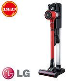 LG 樂金 A9BEDDING 吸塵器 CordZero™ A9 無線 時尚紅 公司貨