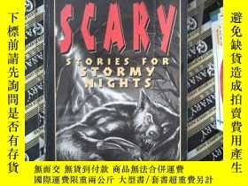 二手書博民逛書店SCARY罕見STORIES FOR STORMY NIGHTSY239696 RC WELCH LOWELL