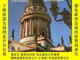 二手書博民逛書店Deutschland罕見Germany Allemagne(精美圖片)精裝Y177301 Orbis Ver