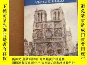 二手書博民逛書店the罕見hunchback of notre-dame victor hugoY407911 victor