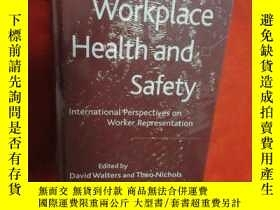 二手書博民逛書店Workplace罕見Health and Safety: International Perspectives