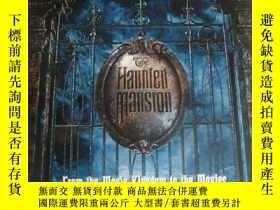 二手書博民逛書店Haunted罕見Mansion:From the Magic
